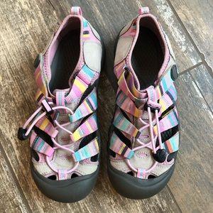 KEEN multicolor Waterproof Sandal women's size 6